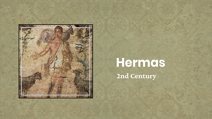 voice-of-healing-hermas-early-church