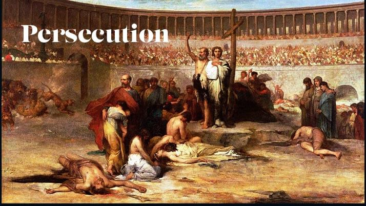 Persecution – The Voice of Healing Church