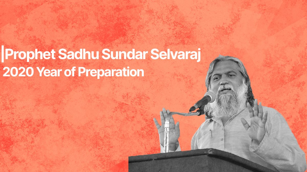 Prophet false sundar sadhu selvaraj Prophet Sadhu